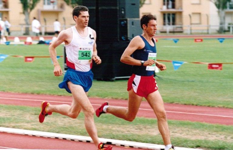 Recalling Newcastle man's Transplant Games triumphs
