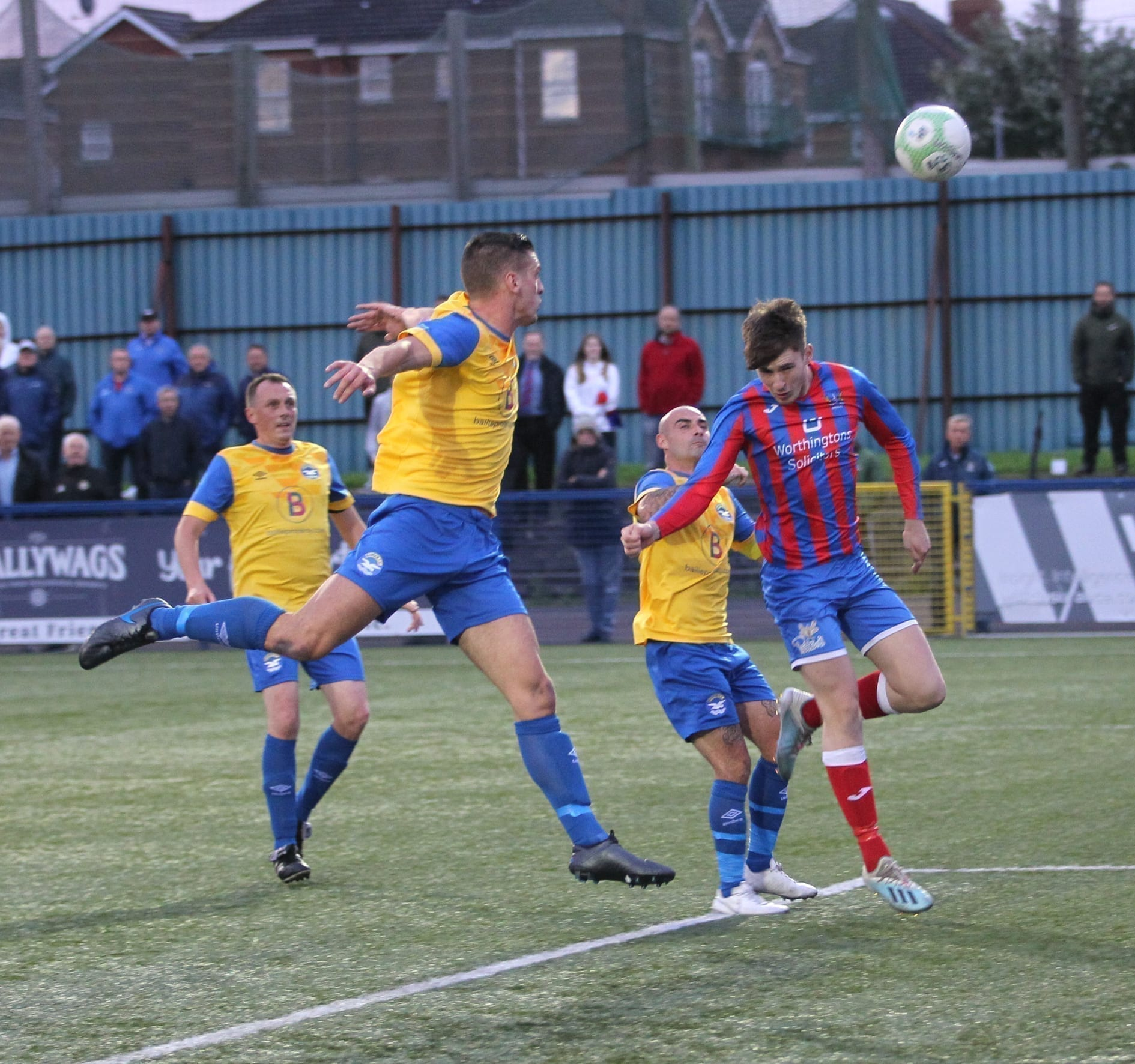 Bangor lose to Ards in pre-season cup