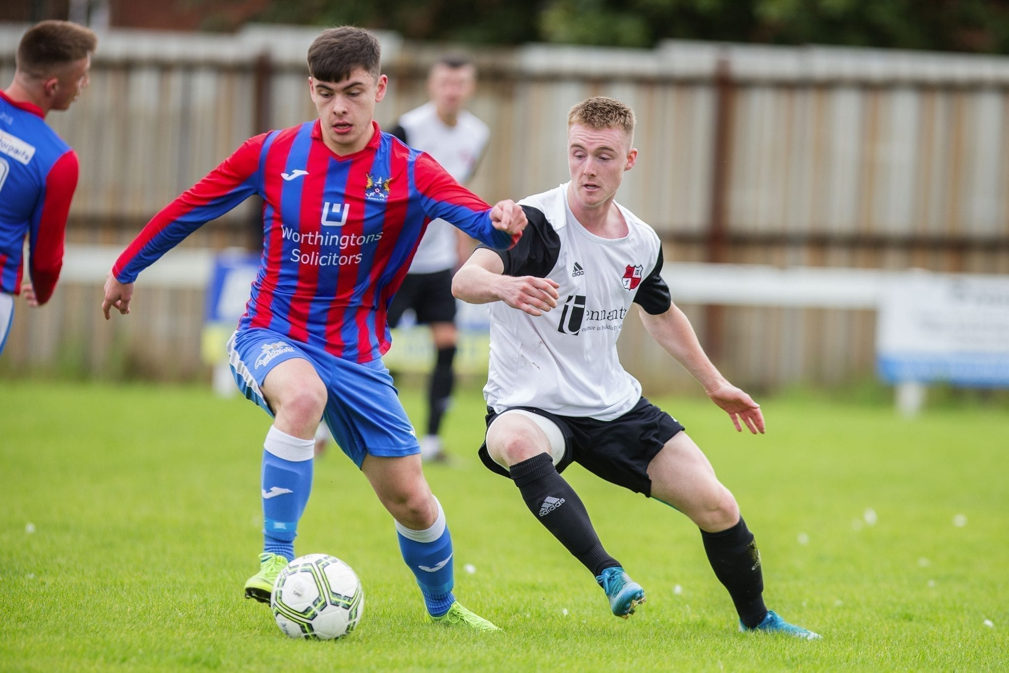 Amateurs beat Ards U20s in entertaining pre-season friendly