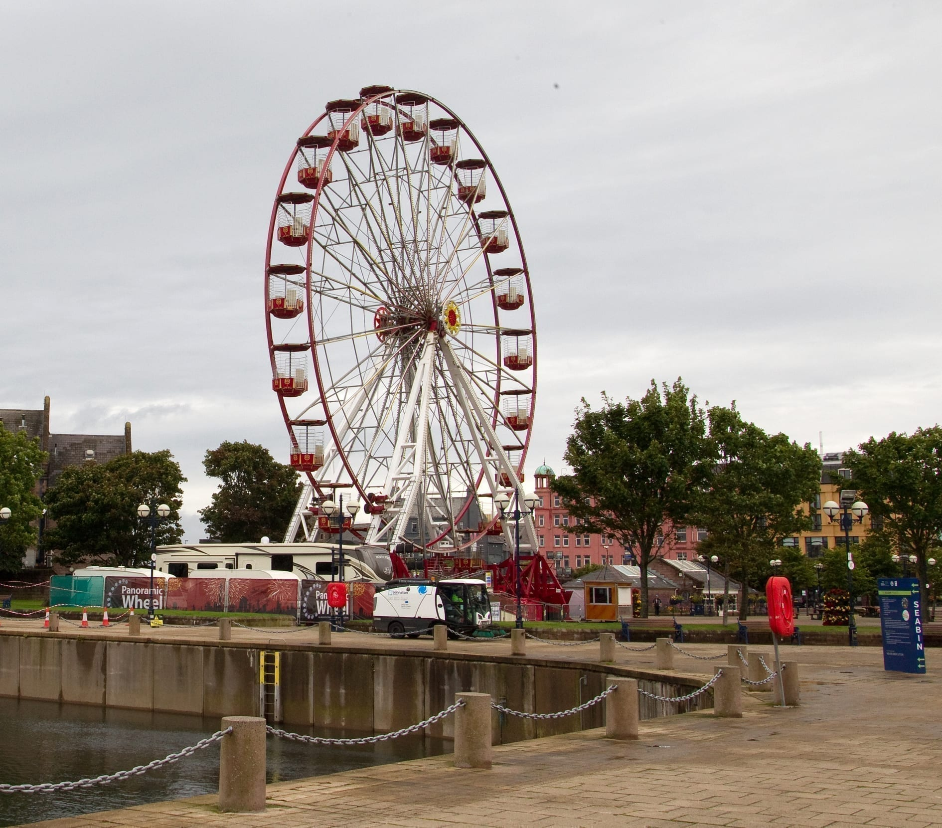 Bangor wheel set to return for the next two years