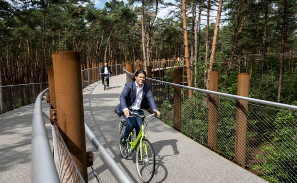 Blow for Greenways