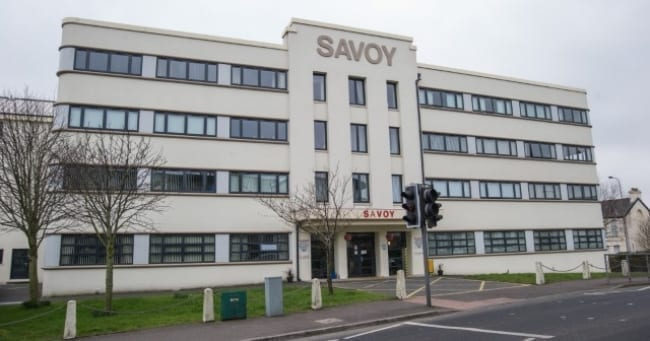 Savoy file plans for new apartments