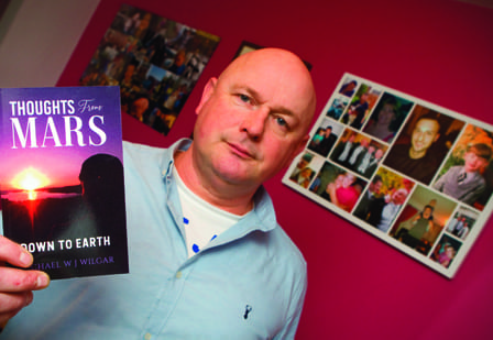 Brave dad's book honours son