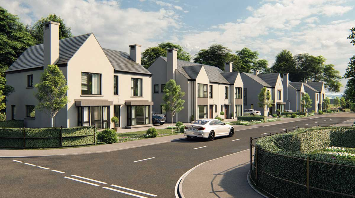 £15m of new homes ahead for Donaghadee