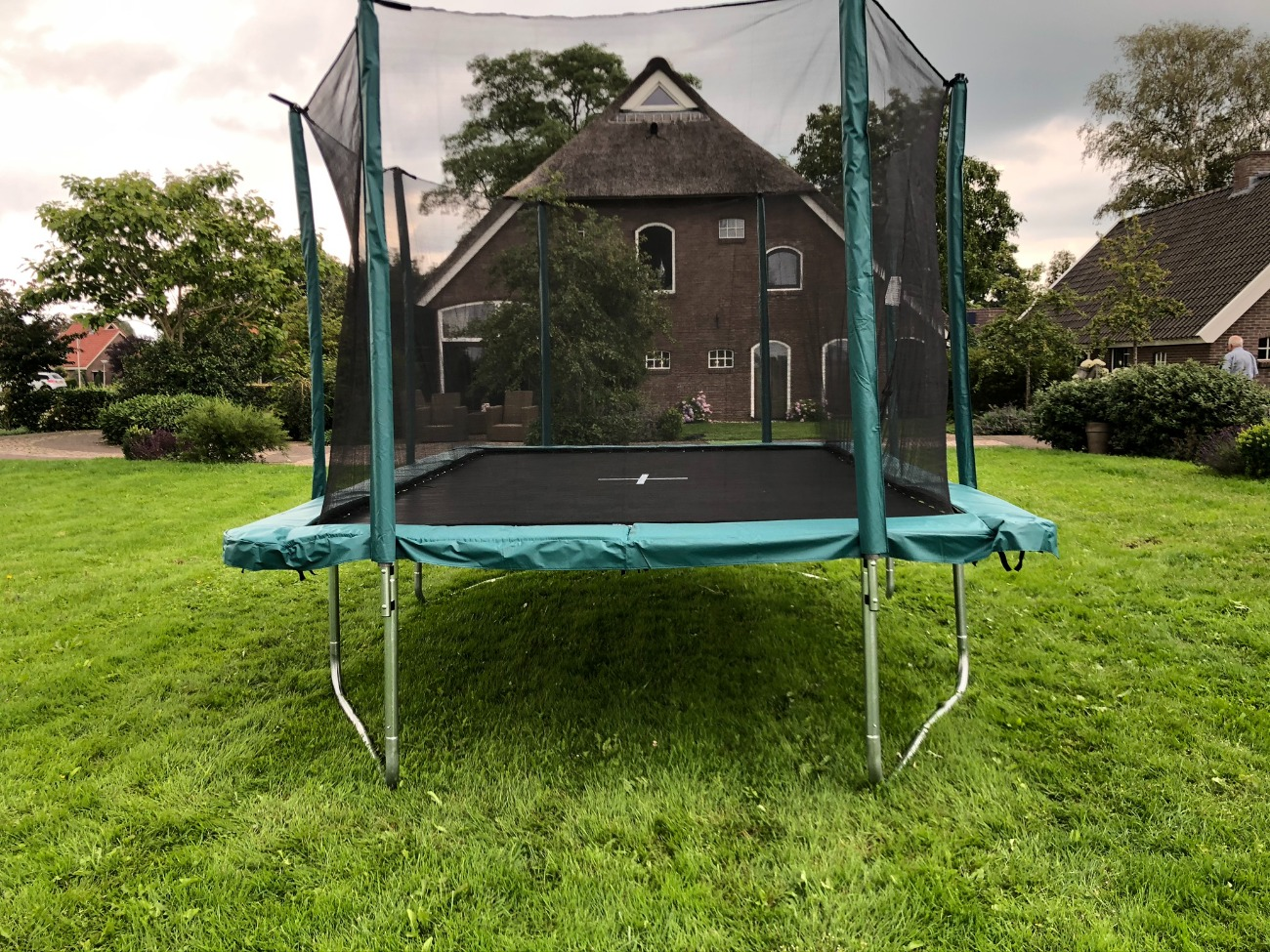 Jumptastic Pro Trampoline