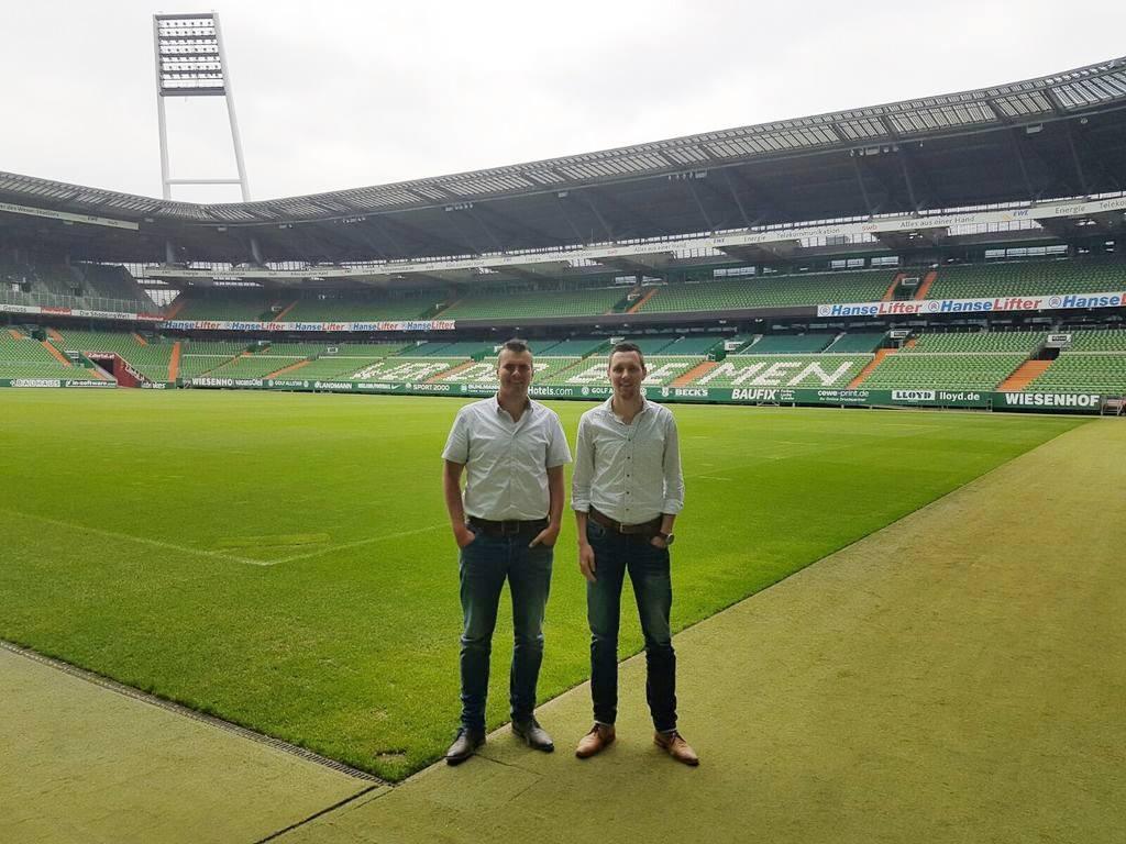 Werder-Bremen-Veld