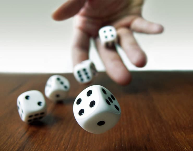 Make Your Own Dice Roller For Around 3 Tutorial Spikey Bits