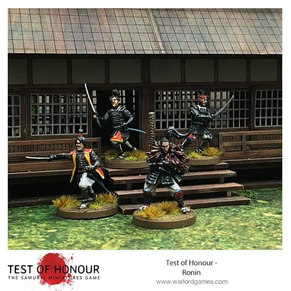 28mm Torii Gate Dark Realms Forge Test of Honour