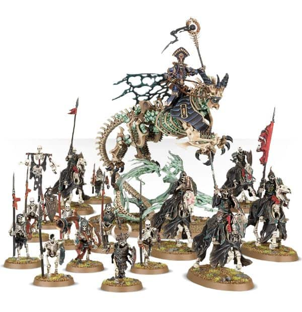 SHIELDS Warhammer BITS Legions of Nagash SKELETON WARRIORS
