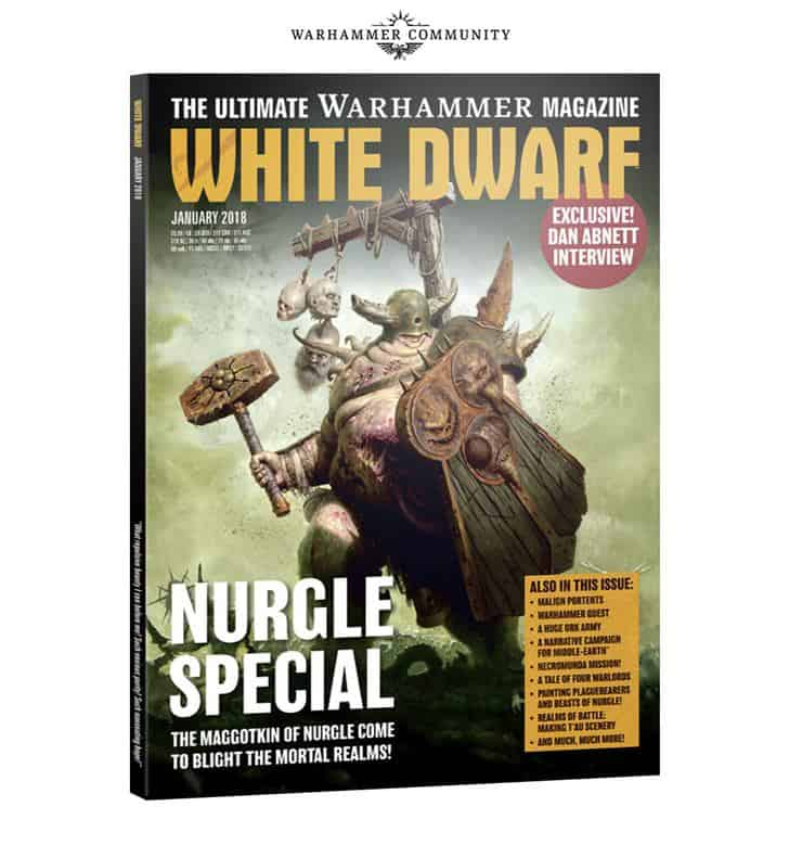JANUARY 2013 GAMES WORKSHOP WHITE DWARF MAGAZINE