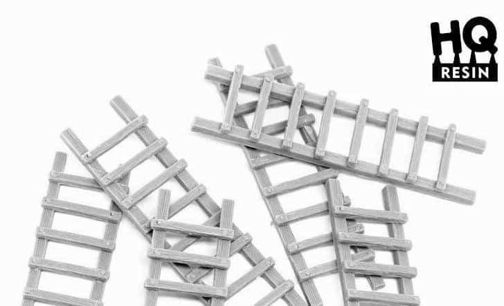 Metal Ladders Spellcrow