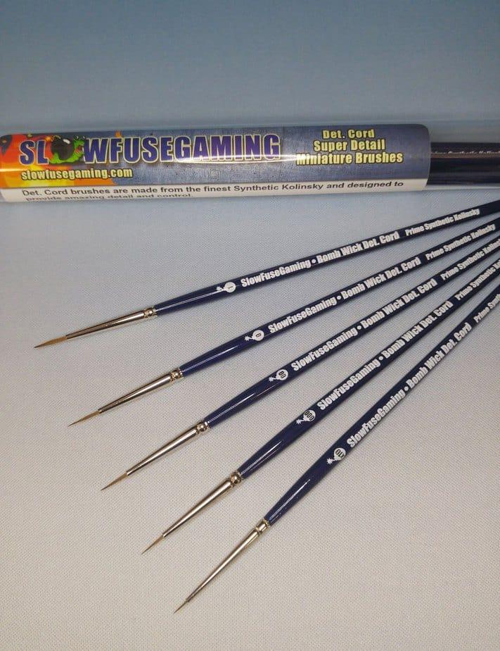 High Quality Kolinsky Brush Spellcrow 1