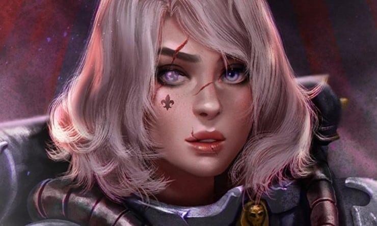 sister of battle wal hor