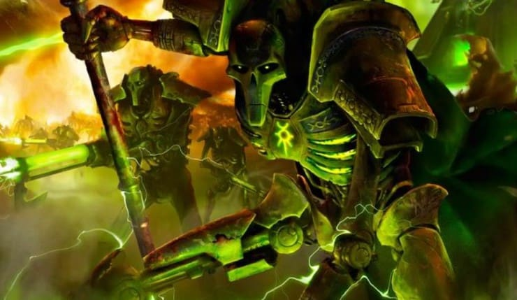 Psychic Awakening Pariah: Silent King & New Necrons RUMORS