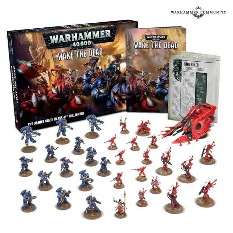 Warhammer 40k Shadowspear Boxed Set **New in Wrap**