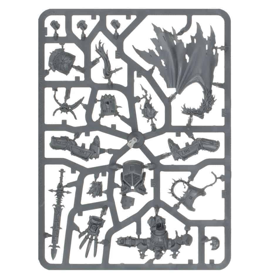 Mylar Cross Stencil modèle pour warhammer 40k noir Templiers Space Marines ivx