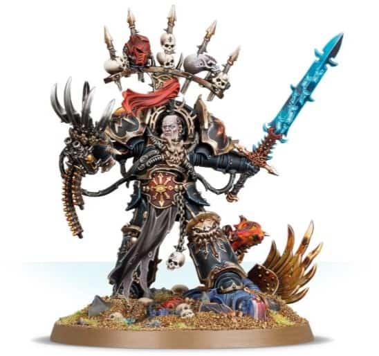 *BITS* Schild D Chaos Knights