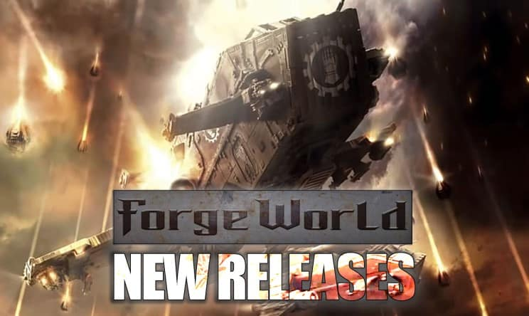 new forge world releases games workshop wal hor warhammer community