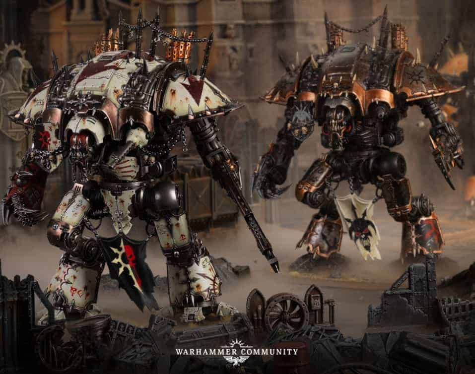 "Chaos Space Marines Classic Metal CHAOS /""s lance-missiles 31I"