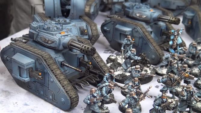 DKoK Custom Tanks Showcase
