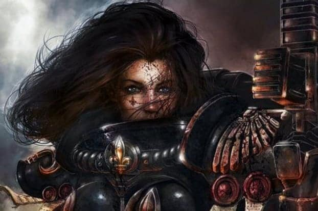 Sisters of battle wal hor