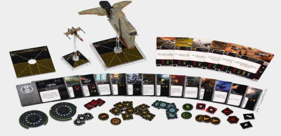 Star Wars X-Wing 2.0 Z-95-AF4 Headhunter Expansion Pack