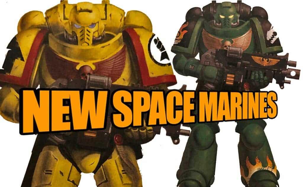 Games Workshop Warhammer 40k Space Marines Tactical Flamer marine NOUVEAU bit WH40K
