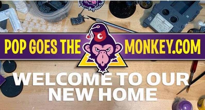 New Pop Goes The Monkey S Bits
