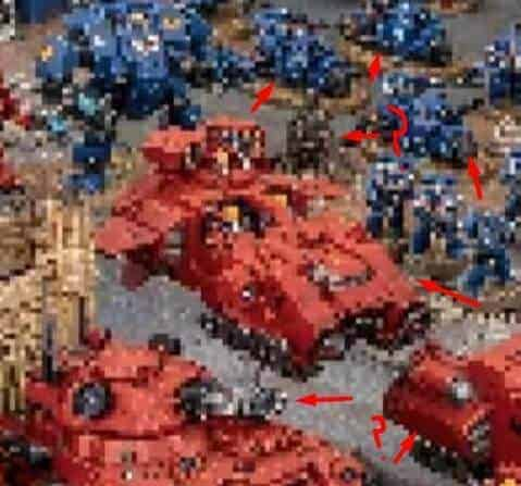 New Primaris Bikes, Land Speeders & Tank LATEST - Spikey Bits