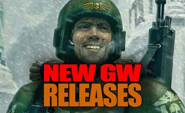 new releases warhammer 40k games workshop community