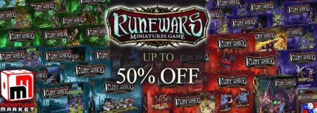 runewars sale ffg miniature market