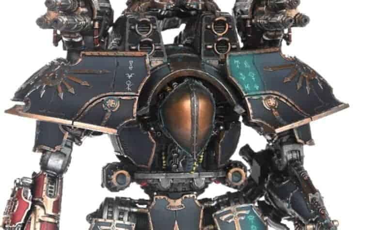 titanicus wal warlord psi titan