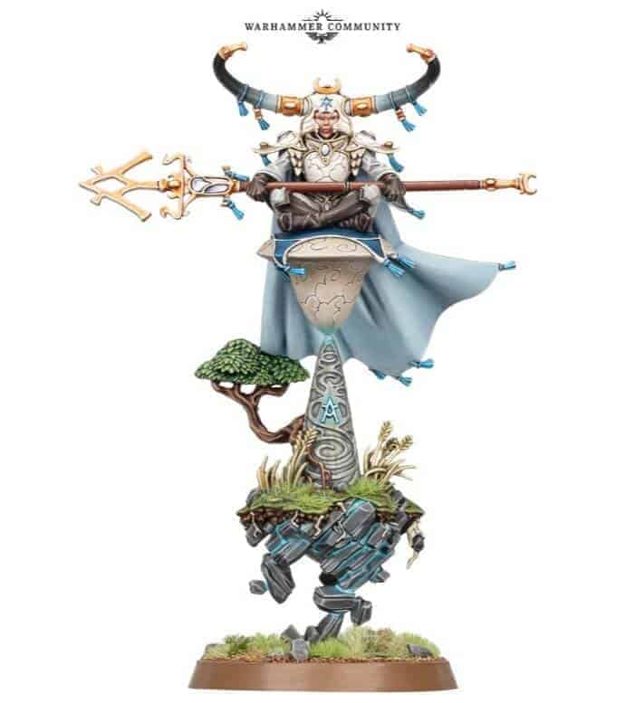 GW Reveals Lumineth Realm-Lords Battle Cattle & More! - Spikey Bits