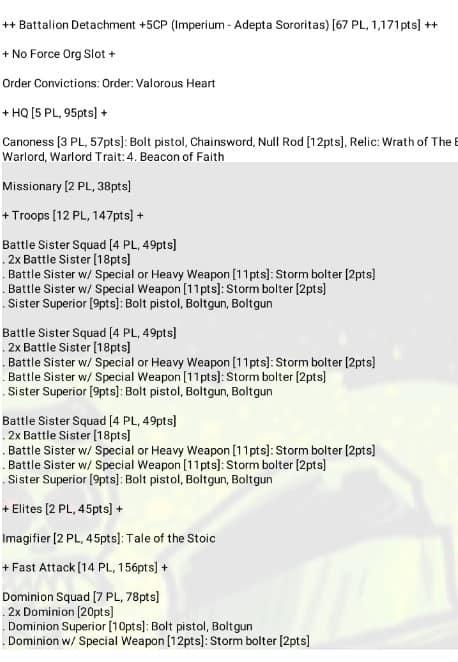 sisters of battle adam traux 1