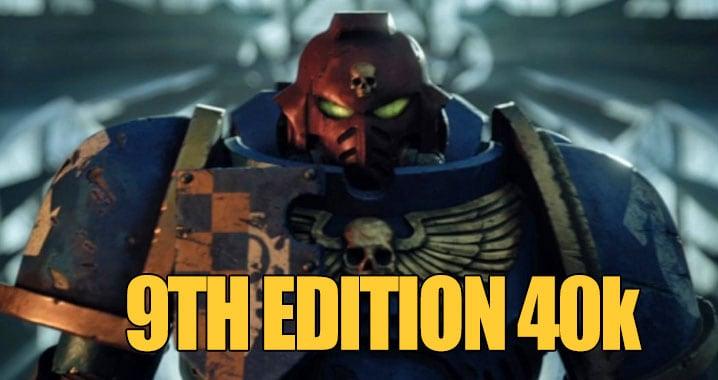 40k ninth edition 9th