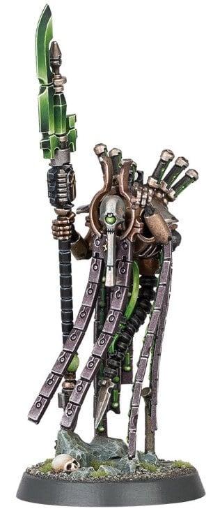 Indomitus Warhammer 40k Necron Plasmancer