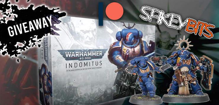 indomitus giveaway