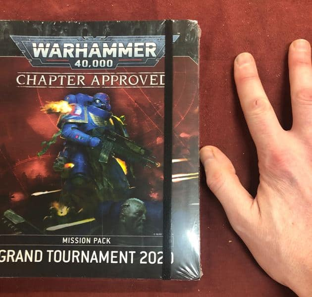 Chapter Approved Grand Tournament Pack 2020 Warhammer 40k