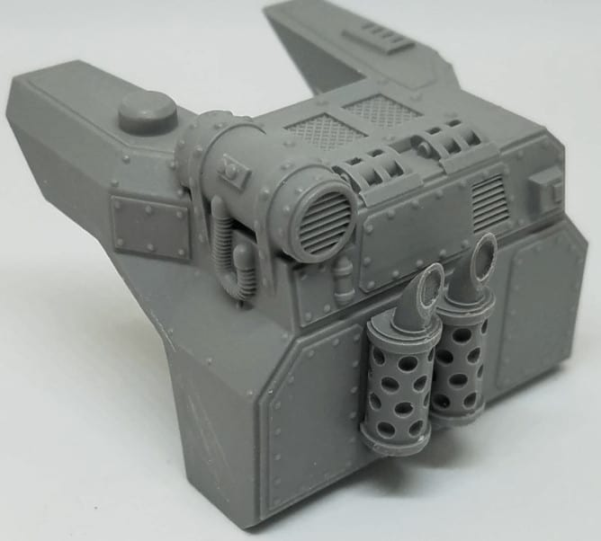 Extend Your Hull With This Leman Russ Conversion Kit Spikey Bits