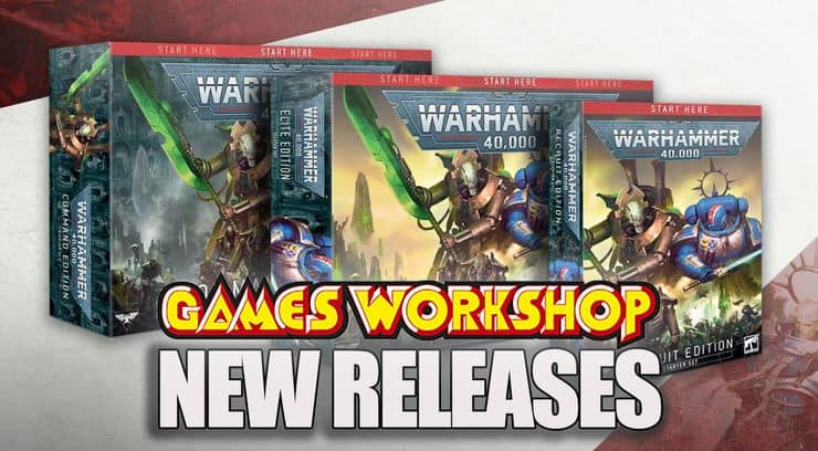 Warhammer 40,000 recruter Edition Starter Set 40-04 in stock Neuf 2020