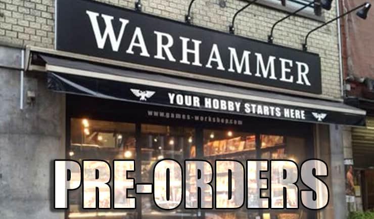warhammer-pre-orders