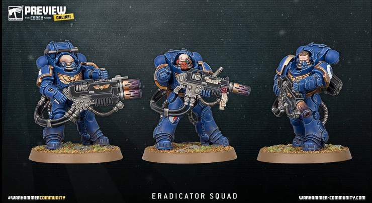 5 New Space Marines Units Announced for 9th Edition - Spikey Bits