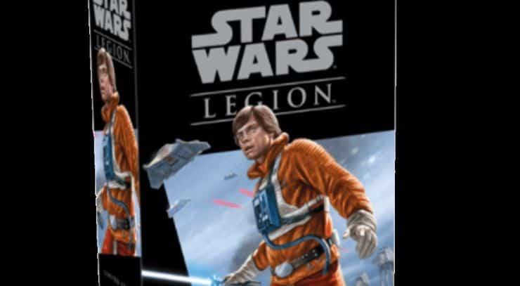 Luke skywalker Feature