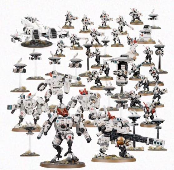 tau battleforce