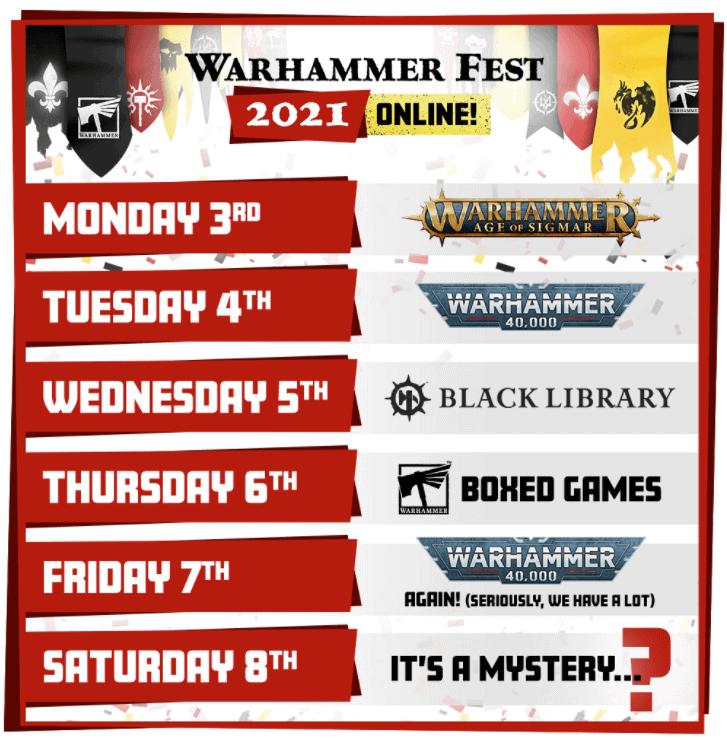 Warhammer Fest Online 3