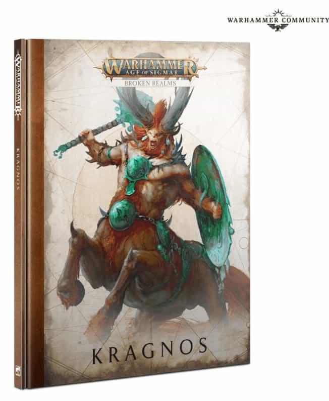 Kragnos Broken Realms book