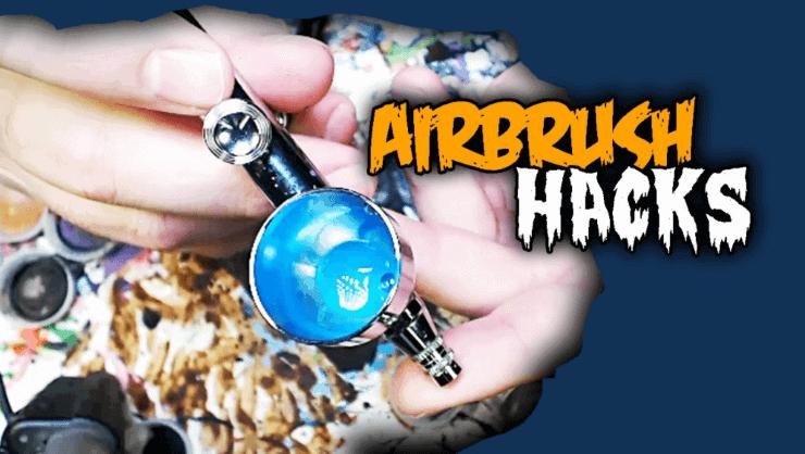 airbrush hacks feature
