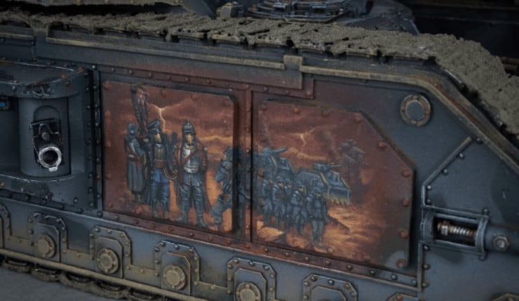 DkoK Army feature