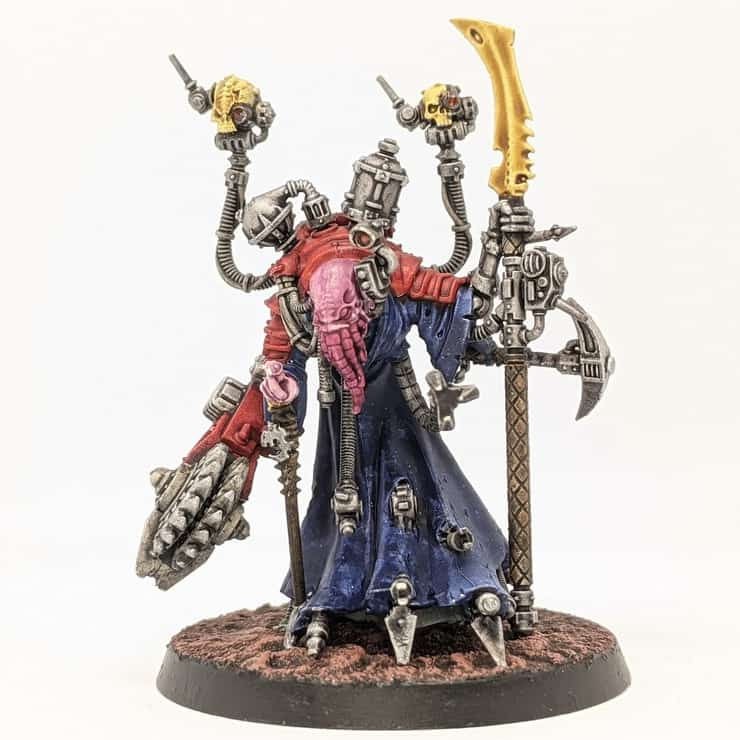 Patriarch or Magus