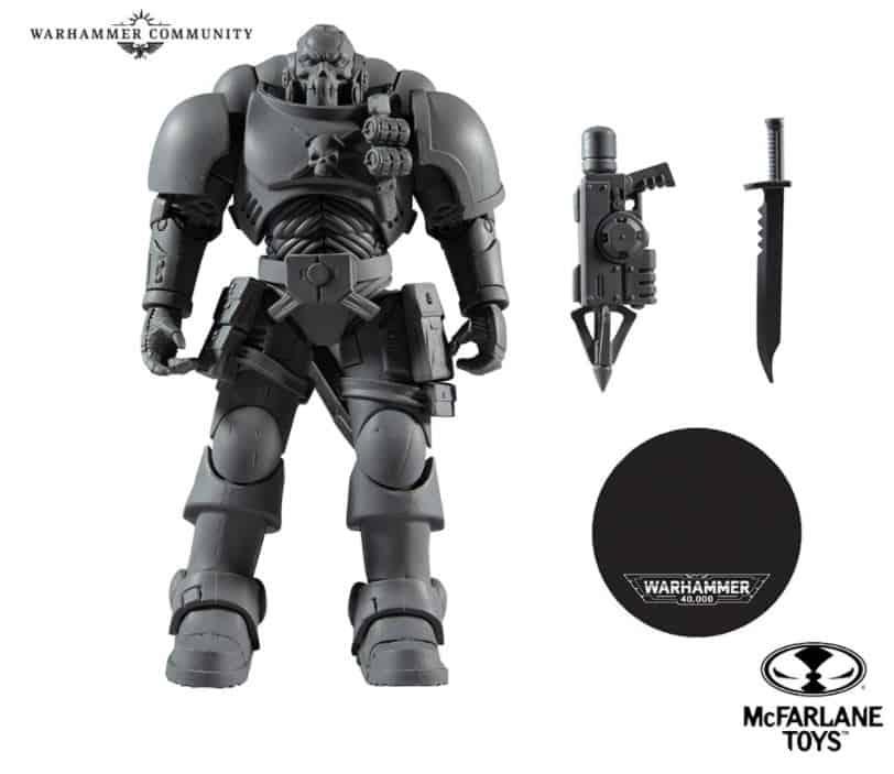 Warhammer 40k McFarlane 2